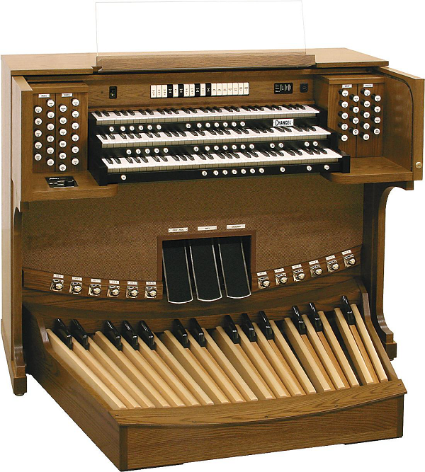 ALLEN CHANCEL-31 -Drawknob - Grafton Piano & Organ