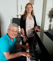 New Kawai digital Piano for St. Francis Parish Long Beach Island NJ