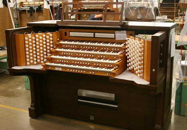 Allen Organ for Miraculous Medal A NEW ALLEN ORGAN FOR THE